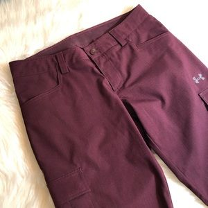 Under Armour Pants - UA Absolute Pants Hiking/Utility Cargo, Size 8